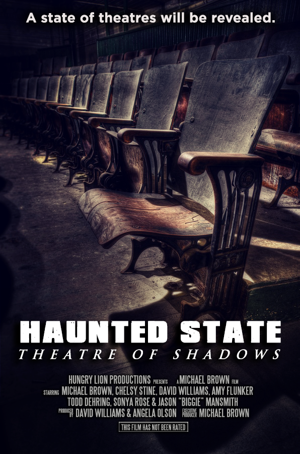 Haunted State: Theatre Of Shadows Theatrical Poster